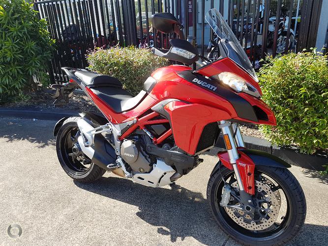 2015 Ducati Multistrada 1200 ABS