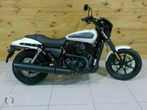 2019 Harley-Davidson Street 500 (XG500)