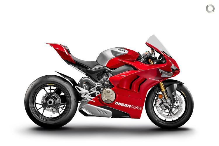 2019 Ducati Panigale V4 Speciale