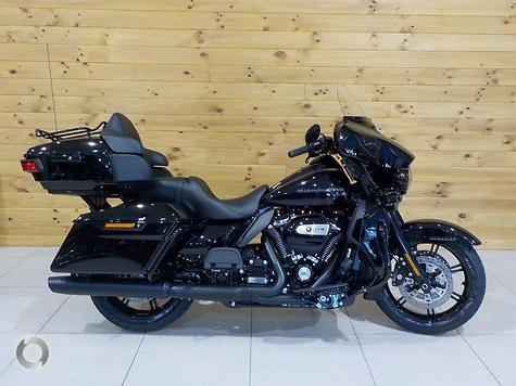 2019 Harley-Davidson Ultra Limited 114 (FLHTK) MY20