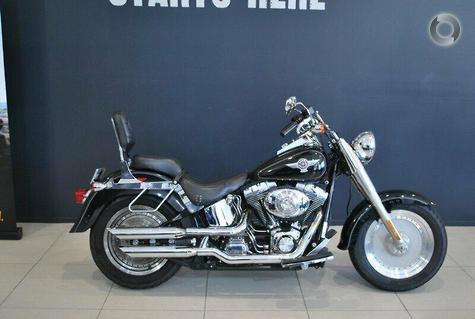 2006 Harley-Davidson Fat Boy 88 EFI (FLSTFI)