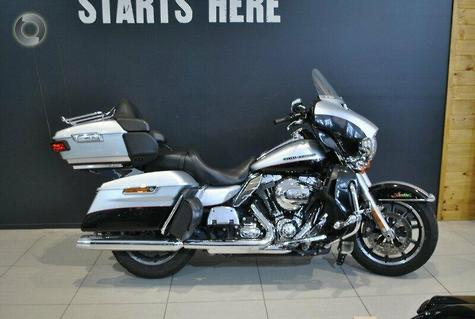 2014 Harley-Davidson Ultra Limited 103 (FLHTK) MY15