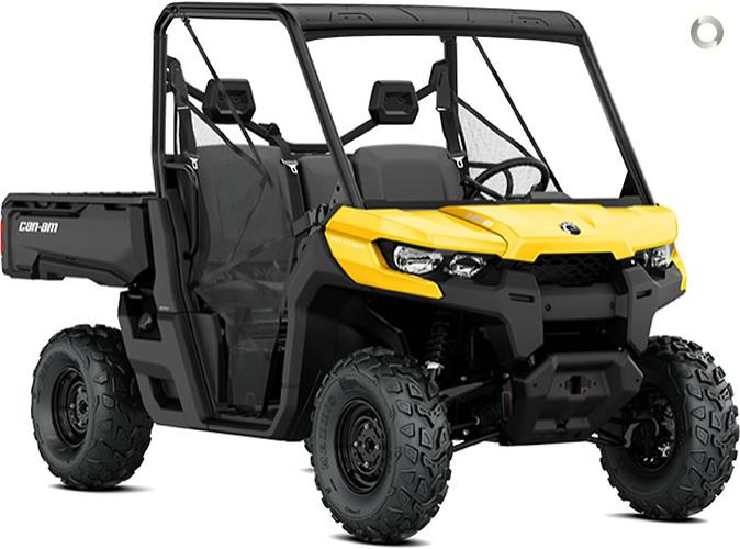 2019 Can-Am Defender HD8 PRO