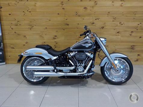2019 Harley-Davidson Fat Boy 114 (FLFBS) MY20