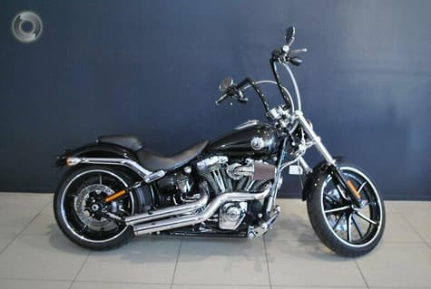 2015 Harley-Davidson Breakout 103 (FXSB)