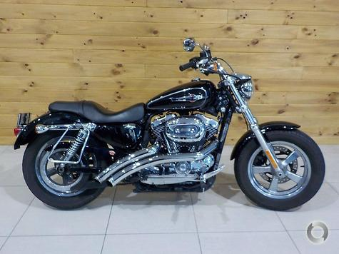 2014 Harley-Davidson 1200 Custom (XL1200C) MY15