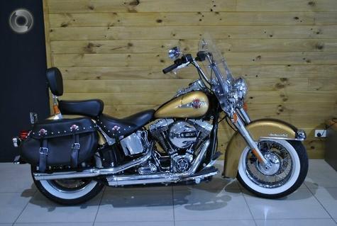 2016 Harley-Davidson Heritage Softail Classic 1690 (FLSTC) MY17