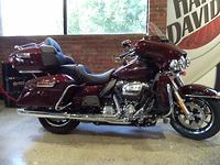 2018 Harley-Davidson Ultra Limited 107 (FLHTK)