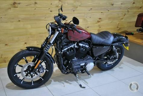 2017 Harley-Davidson Iron 883 (XL883N) MY18