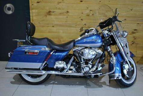 2005 Harley-Davidson Road King 1450 (FLHR)