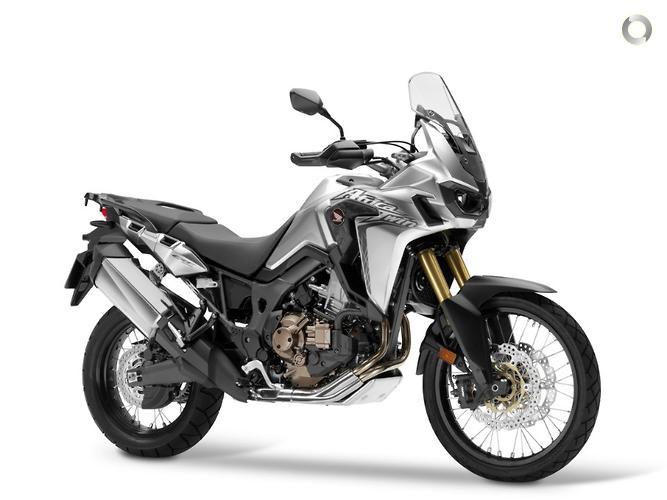 2016 Honda Africa Twin (CRF1000L)