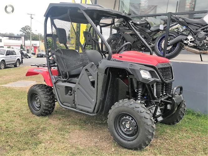 2017 Honda Pioneer 500