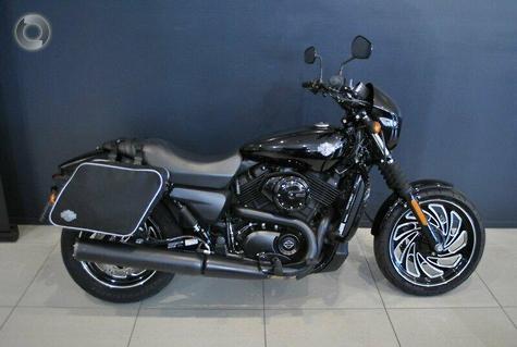 2015 Harley-Davidson Street 500 (XG500)