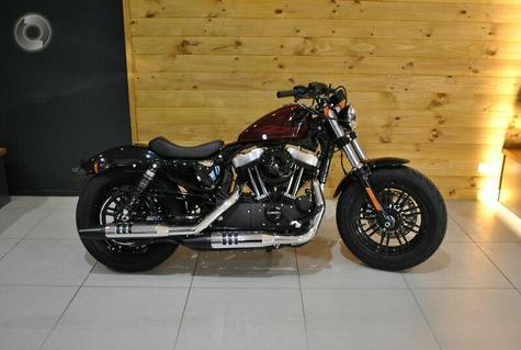 2016 Harley-Davidson Forty-Eight (XL1200X) MY17