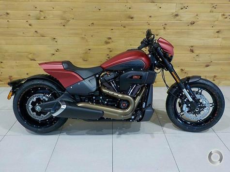 2019 Harley-Davidson FXDR 114 (FXDRS)