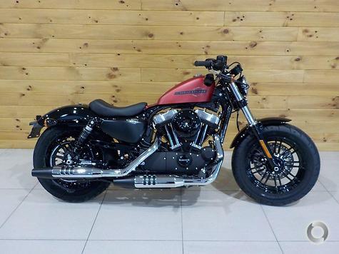 2019 Harley-Davidson Forty-Eight (XL1200X)