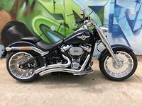 2018 Harley-Davidson Fat Boy 114 (FLFBS)