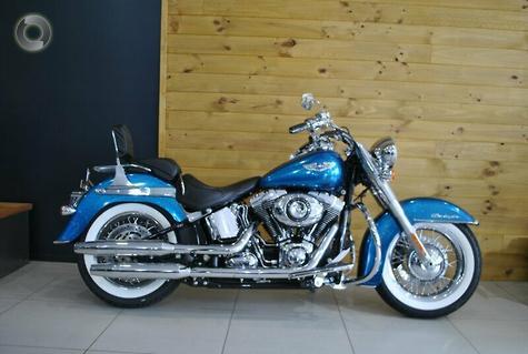 2015 Harley-Davidson Softail Deluxe 1690 (FLSTN) MY16