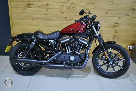 2017 Harley-Davidson Iron 883 (XL883N)