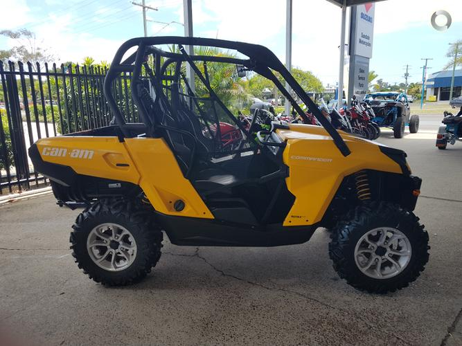 2014 Can-Am Commander 800R DPS MY15
