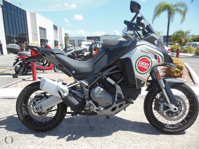 2017 Ducati Multistrada 1200 Enduro