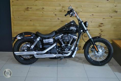 2015 Harley-Davidson Dyna Street Bob 103 (FXDB)