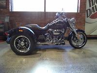 2019 Harley-Davidson Freewheeler 114 (FLRT)