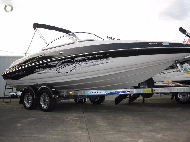 2017 CROWNLINE 19 SS