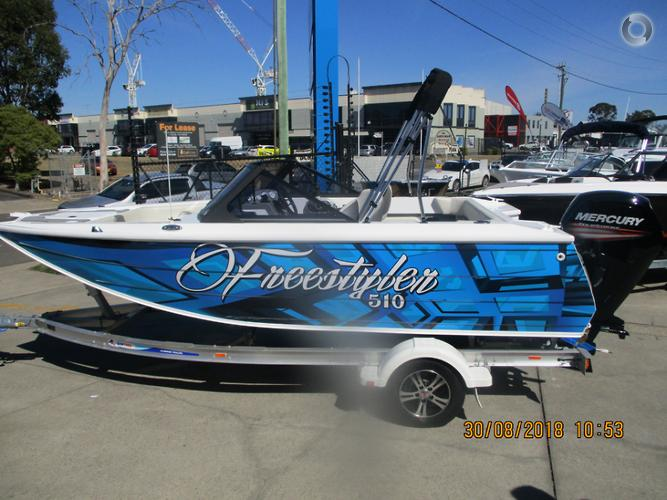 2019 QUINTREX 510 FREESTYLER