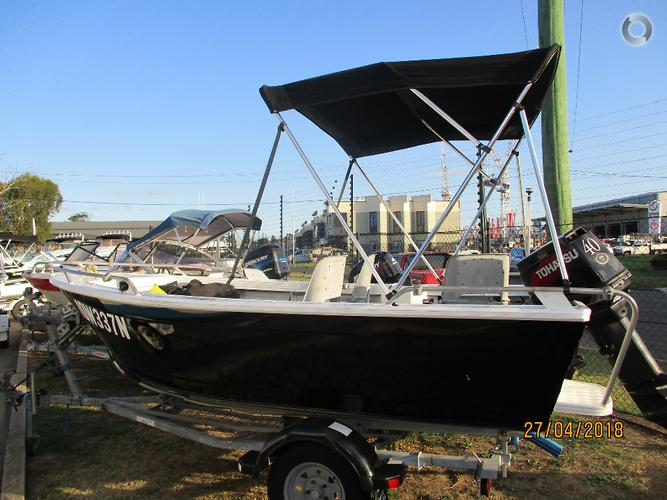 2010 HORIZON EASY FISHER 415 PRO