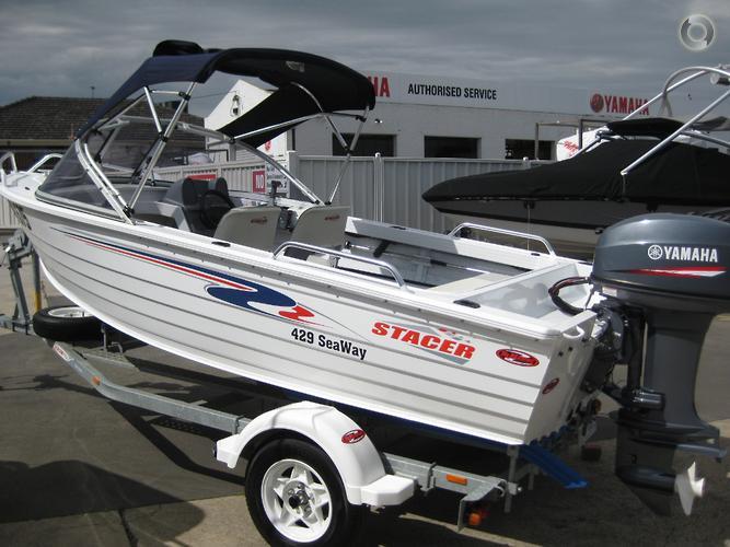2011 STACER 429 SEAWAY