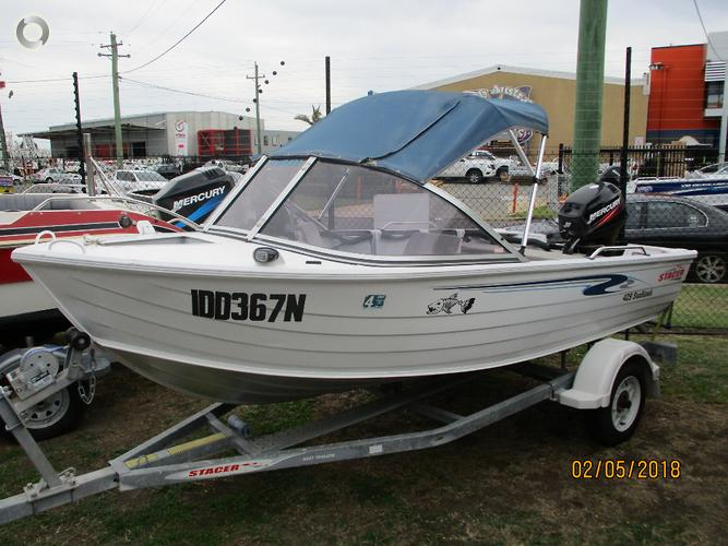 2006 STACER 429 SEAHAWK