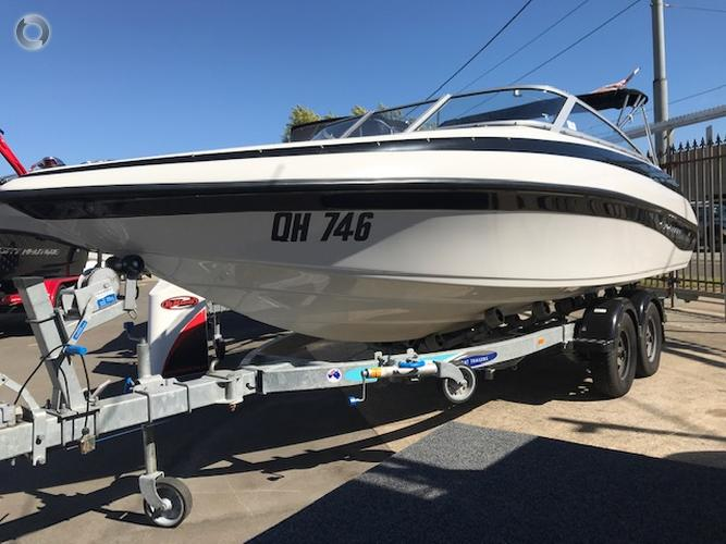 2013 CROWNLINE 18 SS