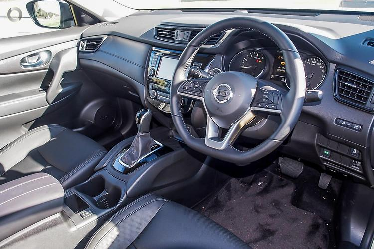 2019 Nissan X-TRAIL N-TREK T32 Series II Auto 2WD