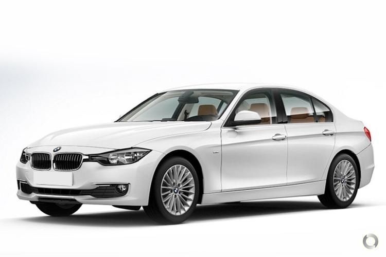 2015 BMW 3 Series 316i Luxury Line F30 Manual