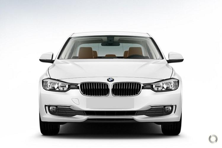 2015 BMW 3 Series F30 316i Luxury Line (Nov. 2014)