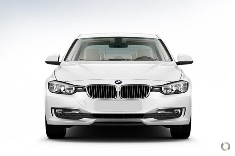 2015 BMW 3 Series F30 316i Modern Line (Nov. 2014)