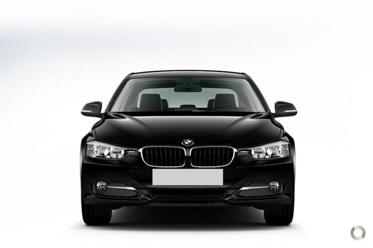 2015 BMW 3 Series F30 316i Sport Line (Nov. 2014)