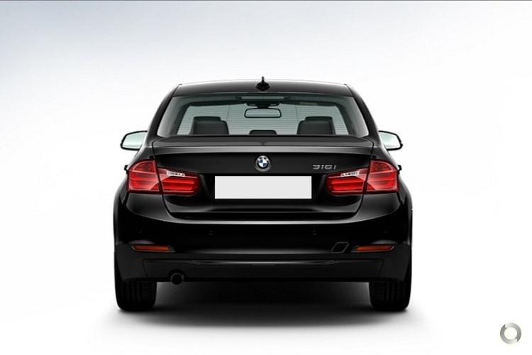 2015 BMW 3 Series 316i Sport Line F30 Manual
