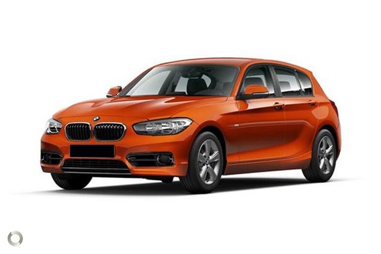 2015 BMW 118i Sport Line F20 LCI Auto