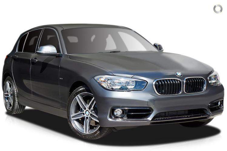 2015 BMW 1 Series F20 LCI 120i Sport Line (Mar.)