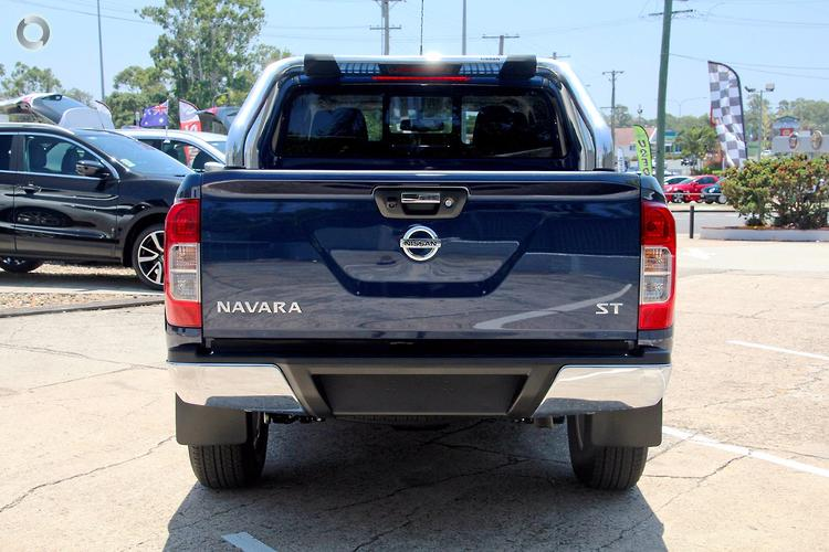2018 Nissan Navara ST D23 Series 3 Manual 4x4 Dual Cab
