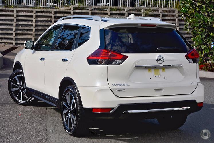 2019 Nissan X-TRAIL ST-L T32 Series II Auto 2WD