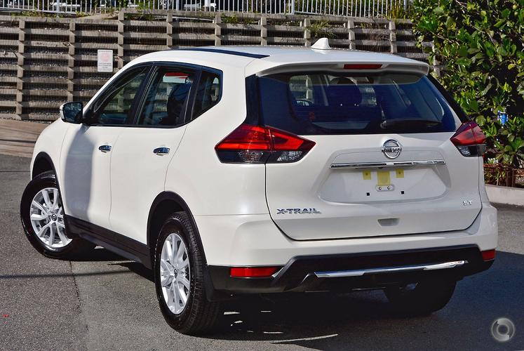 2019 Nissan X-TRAIL ST T32 Series II Auto 2WD