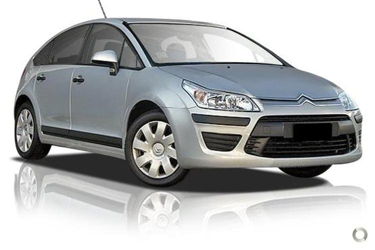 2010 Citroen C4 (No Series) VTi MY09