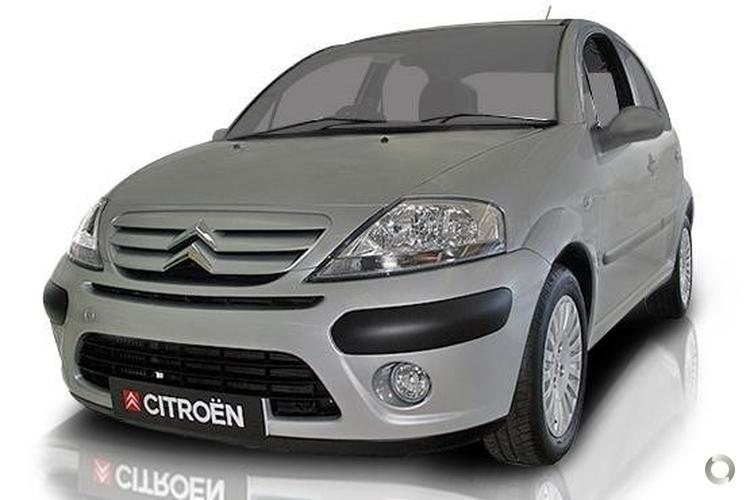 2010 Citroen C3 (No Series) HDi (Oct. 2007)
