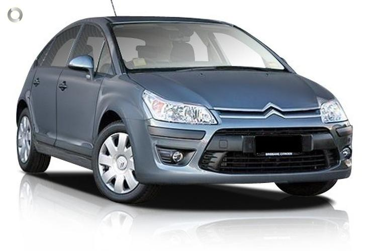 2011 Citroen C4 (No Series) VTi HDi MY09
