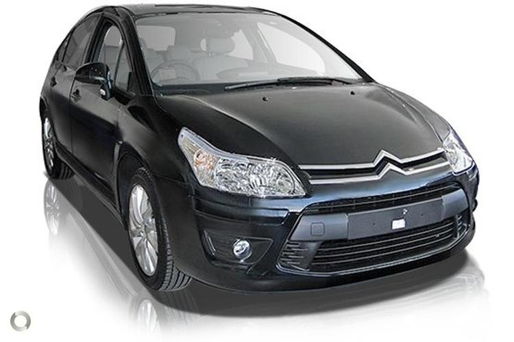2010 Citroen C4 (No Series) Exclusive MY09