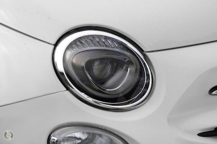 2018 Fiat 500C Pop Manual