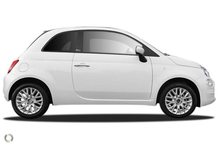 2017 Fiat 500C Pop Manual